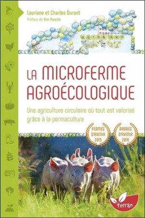 La microferme agroécologique - de terran - 9782359811223 -