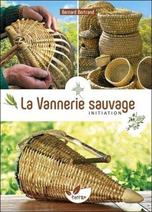 La vannerie sauvage - de terran - 9782359811452 -