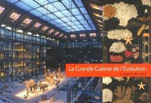 La Grande Galerie de l'évolution - scala - 9782359881295 -