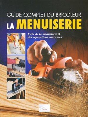 La menuiserie - 2eme - 9782361210328 -