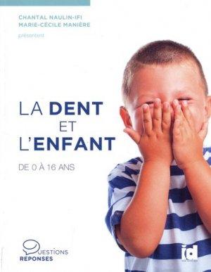 La dent et l'enfant - espace id - 9782361340612 -