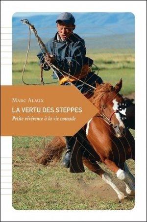 La vertu des steppes - transboréal - 9782361572624 -