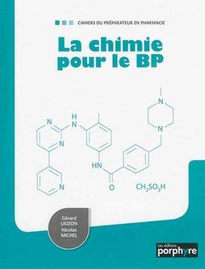 La chimie pour le BP - porphyre - 9782362920233 -