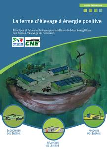 La ferme d'élevage à énergie positive - technipel / institut de l'elevage - 9782363437679 -