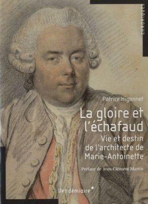 La gloire et l'échafaud - vendémiaire - 9782363580061 -