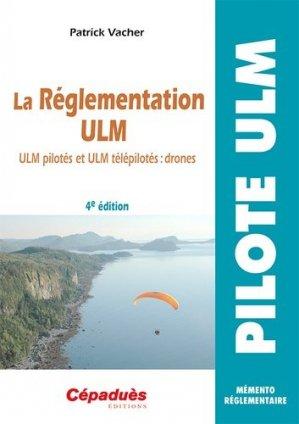 La réglementation ULM - cepadues - 9782364931893 -