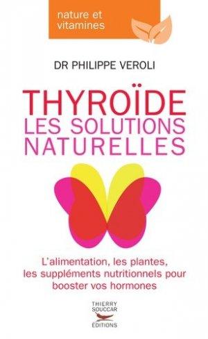 La diététique de la thyroïde - thierry souccar - 9782365491808 -