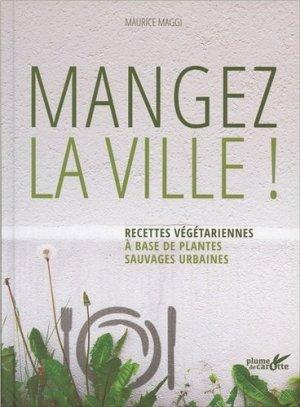 La ville comestible - plume de carotte - 9782366721010 -