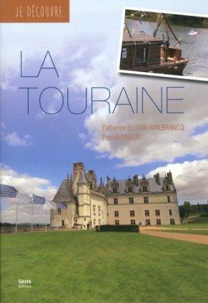 La Touraine - geste - 9782367463612 -