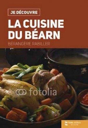 La cuisine du Béarn - geste - 9782367465401 -