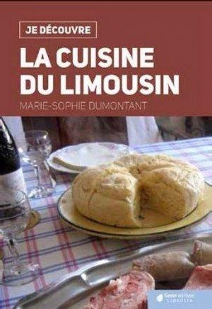 La cuisine du Limousin - geste - 9782367465777 -