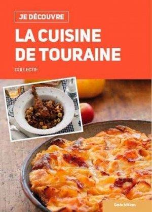 La cuisine de Touraine - geste - 9782367466477 -