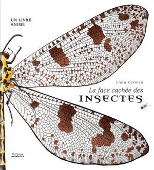 La face cachée des insectes - amaterra - 9782368561805 -