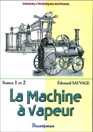 La machine à vapeur - decoopman - 9782369650249 -