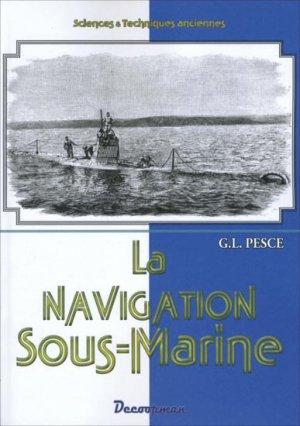 La navigation sous-marine - decoopman - 9782369650256 -