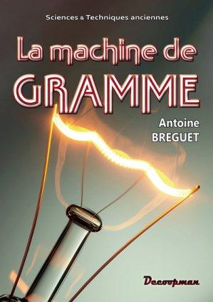 La machine de gramme - decoopman - 9782369650867 -