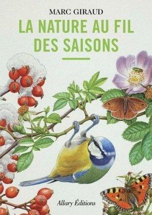 La nature au fil des saisons - allary - 9782370731029