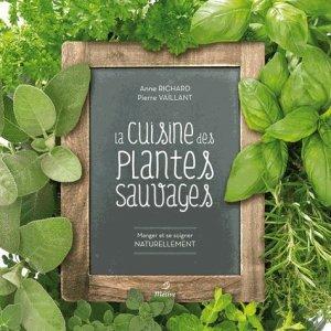 La cuisine des plantes sauvages - metive - 9782371090071 -
