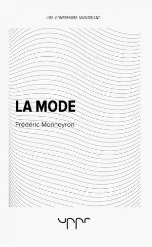 La mode - UPPR Editions - 9782371681248 -