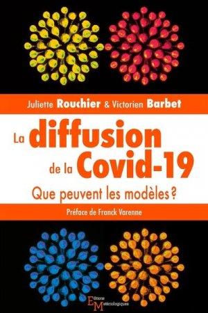 La diffusion de la Covid-19 - materiologiques - 9782373612561 -