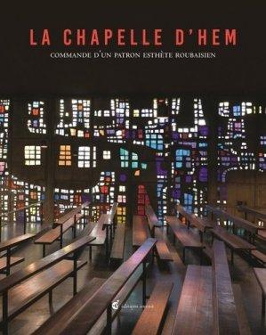La Chapelle d'Hem - editions invenit - 9782376800385 -