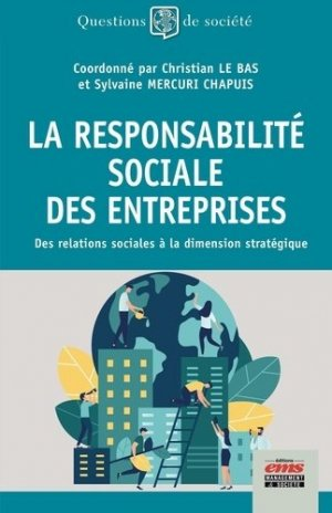 La responsabilité sociale des entreprises - ems - 9782376873808 -