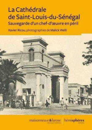 La cathédrale de Saint-Louis-du-Sénégal - hemispheres - 9782377010363 -
