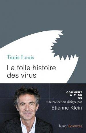 La folle histoire des virus - humensciences - 9782379311949 -