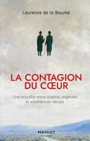 La contagion du coeur - massot - 9782380352979 -