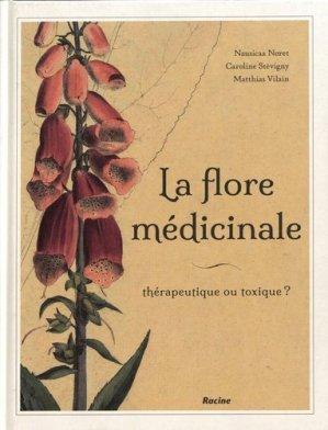 La flore médicinale - racine - 9782390250661
