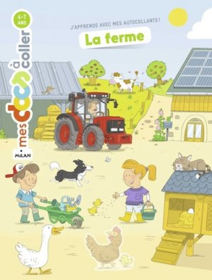 La ferme - milan - 9782408008567