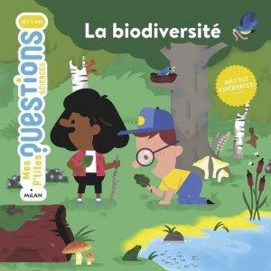 La biodiversité - milan - 9782408018740 -