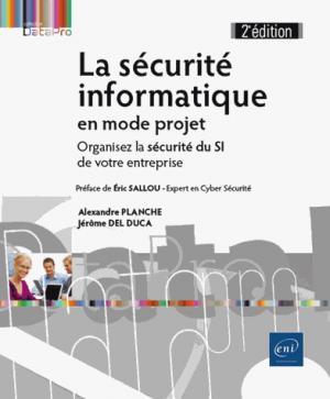 La sécurité informatique en mode projet - eni - 9782409006289 -