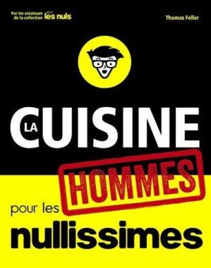 La cuisine pour les hommes nullissimes - first editions - 9782412025482 -