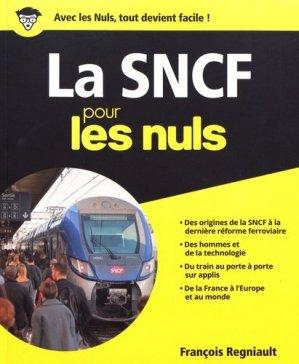 La SNCF pour les nuls - first editions - 9782412025918 -