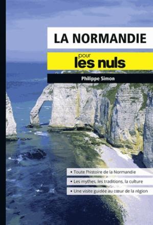 La Normandie pour les Nuls poche - first  - 9782412026298 -