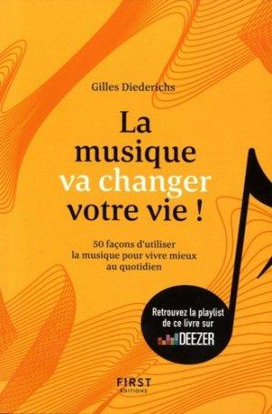 La musique va changer votre vie ! - first editions - 9782412030394 -