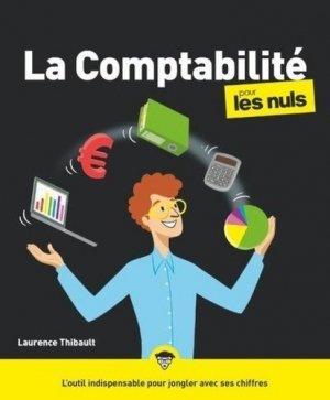 La comptabilité pour les Nuls - first editions - 9782412048238 -