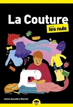 La couture pour les nuls poche, 2eme edition - first editions - 9782412067178 -