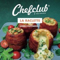 La raclette - chefclub - 9782490129195 -