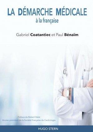La Démarche Médicale à la française - hugo stern - 9782490394258 -