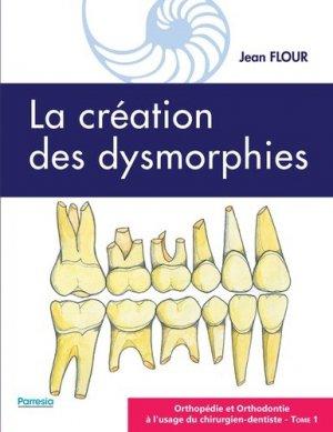 La création des dysmorphies - edp sante - parresia - 9782490481163 -