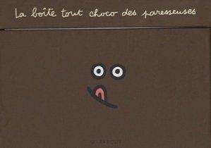 La boîte tout choco des paresseuses - Marabout - 9782501065016 -