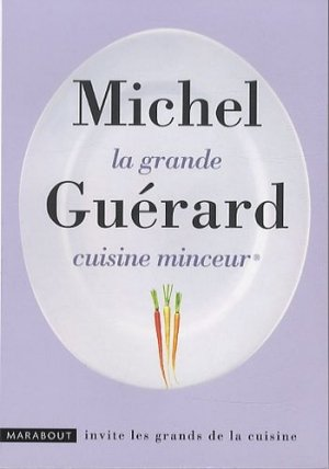 La grande cuisine minceur - Marabout - 9782501073431 -