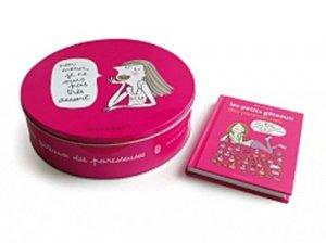 La boîte à petits gâteaux des paresseuses - Marabout - 9782501074919 -
