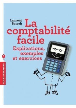 La comptabilité facile - Marabout - 9782501084574 -