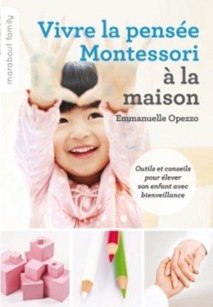 La méthode Montessori à la maison - marabout - 9782501086752 -