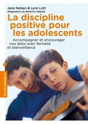La discipline positive pour les adolescents - marabout - 9782501101592 -