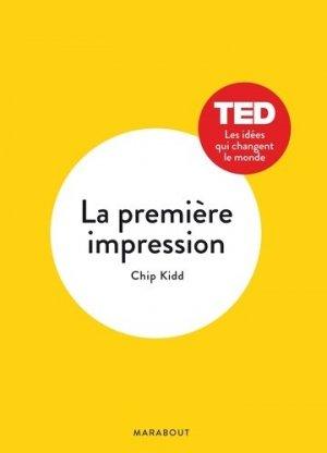 La première impression - Marabout - 9782501113496 -