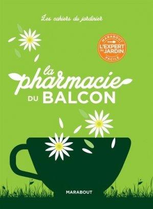 La pharmacie du balcon - marabout - 9782501120296
